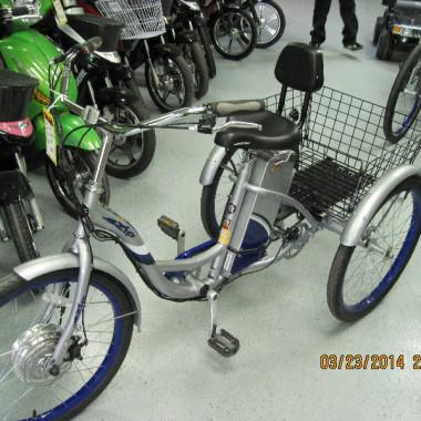 Tri Ride Currie Technologies