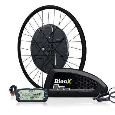 D 500 DV - BionX 500W conversion kit