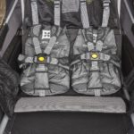 D'Lite Spring Integrated Technology (S.I.T. ™) seating for 1 or 2 passengers