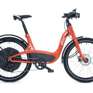 Elby 9-speed with powerful BionX motor